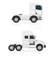 truck 05 vector image vector image