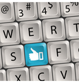 concept social media vector image vector image