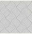 diagonal seamless doodle pattern vector image