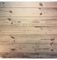 Distressed Wooden Texture vector image