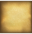 golden vintage background vector image vector image