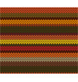 knitted background colors of africa vector image