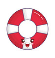 safety float icon vector image vector image