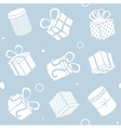 Gift Set pattern vector image