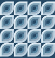 blue background seamless pattern design vector image