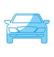 car vehicle icon vector image vector image