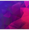 Geometric background design EPS10 vector image vector image