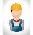 Worker design vector image