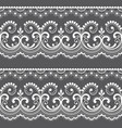 victorian lace seamless design old fashioned vector image vector image