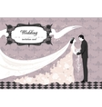 Wedding ceremony vector image vector image