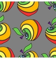 Apples-132 vector image vector image