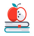 knowledge icon vector image vector image