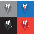 success leader concept businessman suit vector image vector image