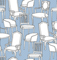 armchairspatern vector image