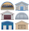 Barns vector image