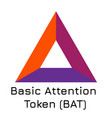 basic attention token bat vector image vector image