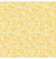 Golden sparkles seamless pattern background vector image vector image