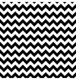 seamless pattern zigzag vector image vector image