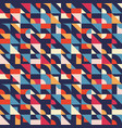 geometric background design abstract seamless vector image