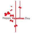 card holidays v day 10 vector image