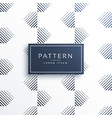 minimal lines pattern abstract background vector image vector image