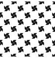 origami shuriken pattern seamless vector image vector image