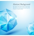 Cristal prism vector image