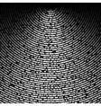 Grunge retro vintage wall radial texture vector image vector image