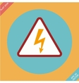 High Voltage Sign - vector image vector image