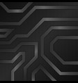 metal texture abstract technology background vector image vector image