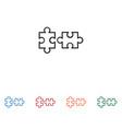 Puzzle pieces icon