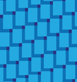 The 3d geometric pattern Abstract background vector image