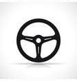 drive symbol icon design vector image vector image