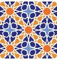 Arabic islamic seamless patternColored vector image vector image