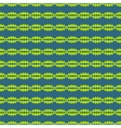 Strip of lozenges seamless pattern 4810 vector image