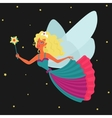 Character Fairy vector image vector image