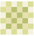 abstract pattern weaving vector image vector image