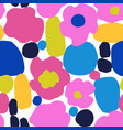 art background with different geometrical vector image