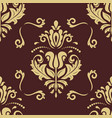 orient seamless background vector image vector image