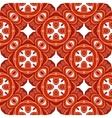 Ornamental seamless pattern vector image