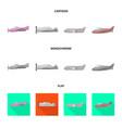 Design travel and airways icon