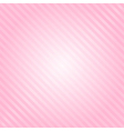 pink background with stripes vector image vector image