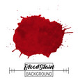 blood splatter blotch blood splatter vector image