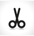 cut symbol icon sign vector image vector image