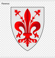 Emblem of florence