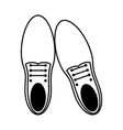 classic shoes icon image vector image vector image