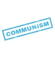 Communism Rubber Stamp vector image vector image
