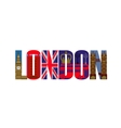 london icon set vector image vector image
