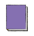 school note book vector image vector image