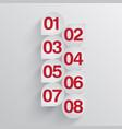 design template design concept vector image